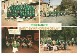 Espérance De St Symphorien De Lay - Altri Comuni