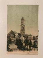 Carte Postale Ancienne  (1907) LOKEREN Grand'Place - Lokeren