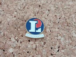 PINS MARQUE MAGASIN LECLERC ROMORANTIN - Trademarks
