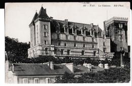 191. Pau. Le Château. De Marie Aimée Wolff à Lyon Au Jeu Des 1000 Francs. Radio France Paris. - Pau