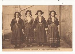 Savoie Tarentaise Costumes De Bourg Saint Maurice - Bourg Saint Maurice