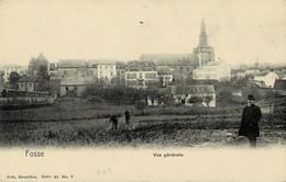 Fosses Vue Générale Nels Série 91 N° 7 - Fosses-la-Ville