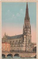 N°6987 R -cpa Sainte Affrique -l'église- - Saint Affrique