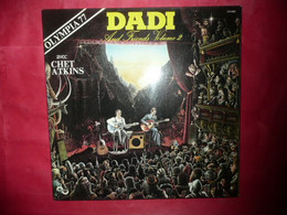 LP N°1630 - DADI AVEC CHET ATKINS AND FRIENDS - VOL. 2 - COMPILATION 14 TITRES COUNTRY WORLD FOLK POP - Country En Folk