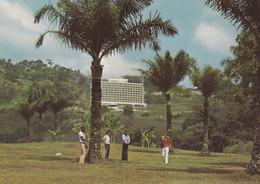 Golf. MONT FEBE Palace (NOVOTEL) Yaoundé, Cameroun - Golf