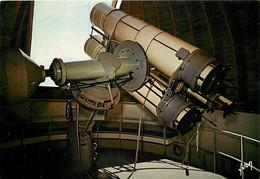 Astronomie - Observatoire De Nice - Astrographe Double Zeiss (40 X 200) Spécialement Utilisé Pour La Recherche Des Astér - Astronomie