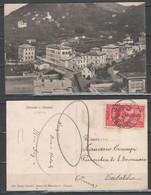 Chiavari - Dintorni - S. Chiara (bella Affrancatura Con Annullo Ambulante Torino-Livorno) - Genova