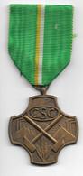 Médaille Belge Hommage Et Reconnaissance - Belgio