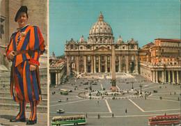 VATICANSTADT - Petersdom - San Pietro