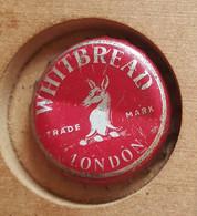 Vieille Capsules Kroonkurk Whitbread Rouge - Beer