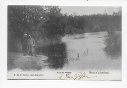 Kalmthout  Heide-Calmpthout   Aan De Putten  N.161 F Hoelen,phot, Cappellen 1905 - Kalmthout
