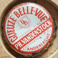 Vieille Capsules Kroonkurk Gueuze Belle Vue - Beer