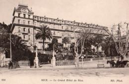 06 CPA - NICE - Le Grand Hôtel De Nice - Ohne Zuordnung