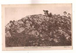 77 001 - Environs De COURANCES - Le Mont Rouget - Otros Municipios