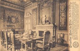 BRUXELLES - (Hôtel De Ville) - Salle Du Collège - Monumenti, Edifici