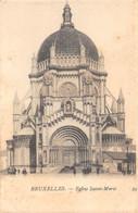 BRUXELLES - Eglise Sainte-Marie - Monumenti, Edifici