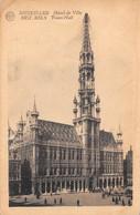 BRUXELLES - Hôtel De Ville - Monumenti, Edifici