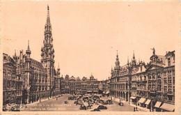 BRUXELLES - Hôtel De Ville Et Grand'Place - Monumenti, Edifici