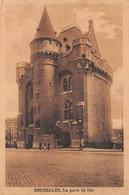 BRUXELLES - La Porte De Hal - Monumenti, Edifici