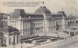BRUXELLES - Le Palais Du Roi - Monumenti, Edifici