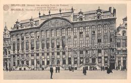 BRUXELLES - Maison Des Anciens Ducs De Brabant (ancienne Bourse) - Monumenti, Edifici