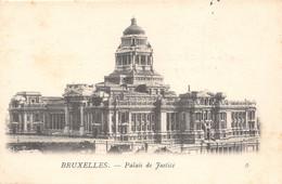 BRUXELLES - Palais De Justice - Monumenti, Edifici