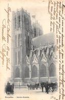 BRUXELLES - Sainte-Gudule - Monumenti, Edifici