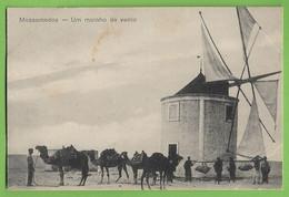 Moçamedes - Moinho De Vento - Molen - Windmill - Moulin - Costumes - Angola - Portugal. - Angola