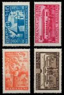 RUMÄNIEN 1941 Nr 793-796 Postfrisch X807C5A - 1918-1948 Ferdinand, Charles II & Michael