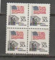 1894-Block Of 4 Stamp-MNH-Scott # 2592- Catalog  Value $ 1.60 - Vereinigte Staaten
