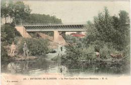 6ATH 649. SAINT DIZIER - LE PONT CANAL DE HOERICOURT MOESLAINS - Saint Dizier