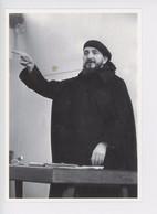 Robert Doisneau Photographe - Portrait Abbé Pierre Compagnon D'Emmaüs (cp Vierge Rapho) - Other Famous People