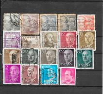 SPANJE Restanten  (o) - Collections