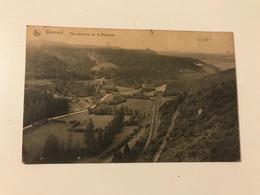 Carte Postale Ancienne WARNANT Vue Générale De La Molignée - Anhee