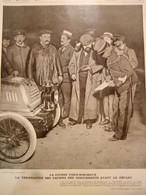 1901 COURSE AUTOMOBILES BORDEAUX PARIS ET LA COUPE GORDON BENNETT - Major TAYLOR - CHANTILLY - 1900 - 1949