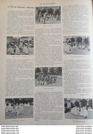 1899 MONTREUX - LA FÊTE DES NARCISSES - Tijdschriften - Voor 1900