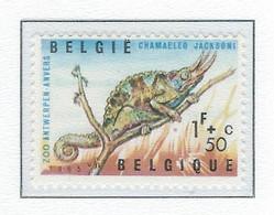 COB   1344-V1    (MNH) - Abarten (Katalog COB)