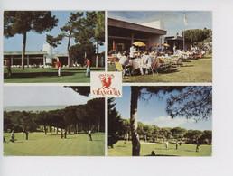 Portugal Algarve Entre Lagos Et Faro : Vilamoura Golf Club (multivues) - Faro