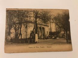 Carte Postale Ancienne  (1925) TONGRES Source De Pline - Tongeren