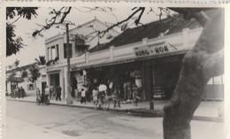 CPSM VIET-NAM NHA-TRANG RUE GRAFFEUIL BAR HUNG-HOR - Vietnam