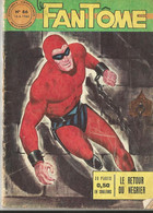 Le FANTOME  Magazine N° 86 Du 16 Avril 1966 - Le Retour Du Négrier - Tijdschriften