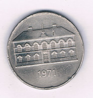 50 KRONUR  1971 IJSLAND /8413/ - Iceland
