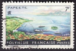 POLYNESIE 1964 -  YT  32  -  Papeete  - Oblitéré - Polinesia Francese