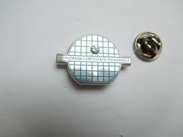 Beau Pin's En Zamac , Marque Thomson Composants Microondes , Avec Brillant Incrusté - Trademarks