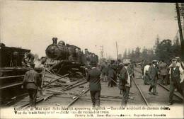 BELGIQUE - Carte Postale - Kontich - Accident De Chemin De Fer En 1908 -  L 74188 - Kontich
