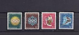 SVIZZERA - GIOCHI OLIMPICI 1948 - - Inverno1948: St-Moritz