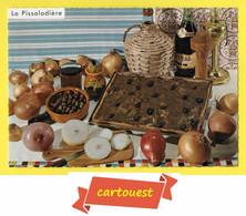 CPSM ♣♣♥☺♥♣♣ Recette Cuisine ♣♣♥☺♥♣♣ La PISSALADIERE   ֎ - Recipes (cooking)