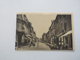 DECAZEVILLE (Aveyron) - Rue Cayrade - Decazeville