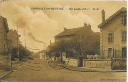 DOMBASLE SUR MEURTHE, Rue Jeanne D'Arc - Other Municipalities