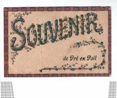 CARTE POSTALE DE  PRE EN PAIL  ----- SOUVENIR  --------------1915 - Pre En Pail